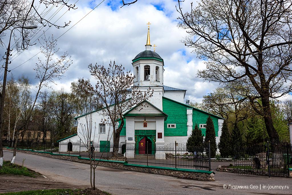 церковь илии пророка псков