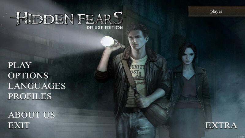 Hidden Fears Deluxe Edition