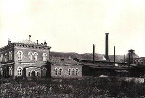 Здание заводской металлургической лаборатории, где работали ученые-металлурги Г.К. Петухов, С.С. Штейнберг, В.И. Тыжнов