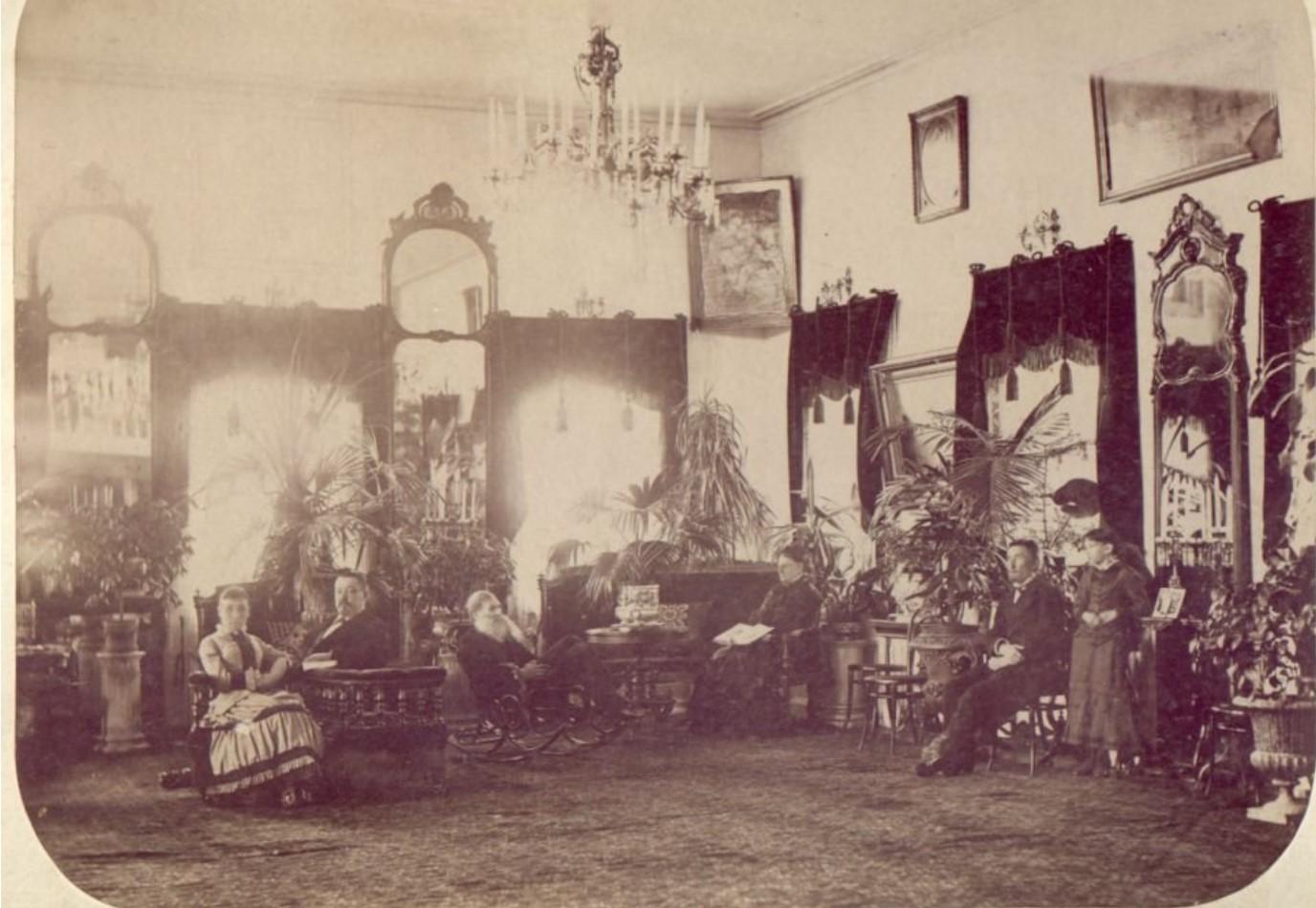 Дворец М.Д.Бутина. Зала