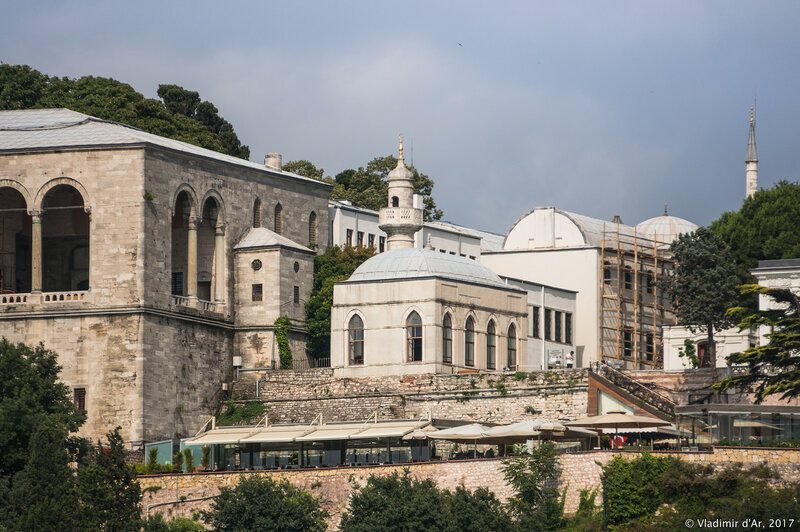 Дворец Топкапы. Стамбул.