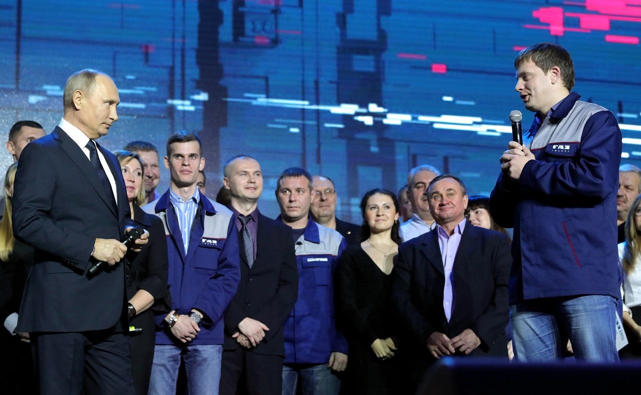 Посещение Горьковского автомобильного завода 6 дек. 2017(2)