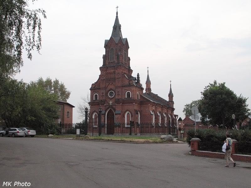 Костёл св. Розария Пречистой Девы Марии