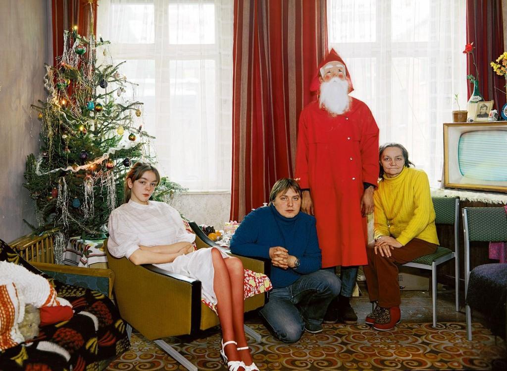 Жители Восточного Берлина 80-х на фотографиях Харфа Циммерманна