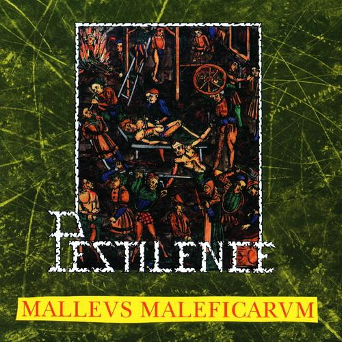 Pestilence - 1988 - Malleus Maleficarum [Hammerheart Rec., HHR 2017-13, 2CD, Holland]
