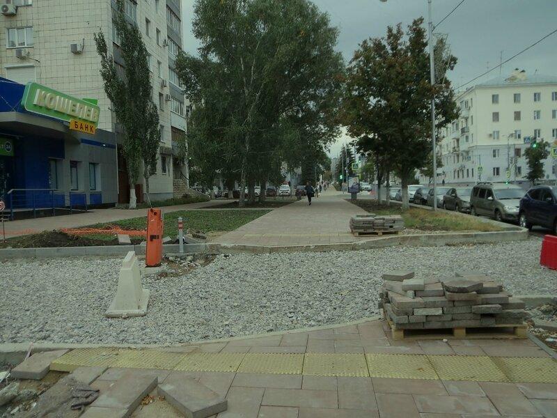 Ремонт молодогвардейской и снос ДС 103.JPG