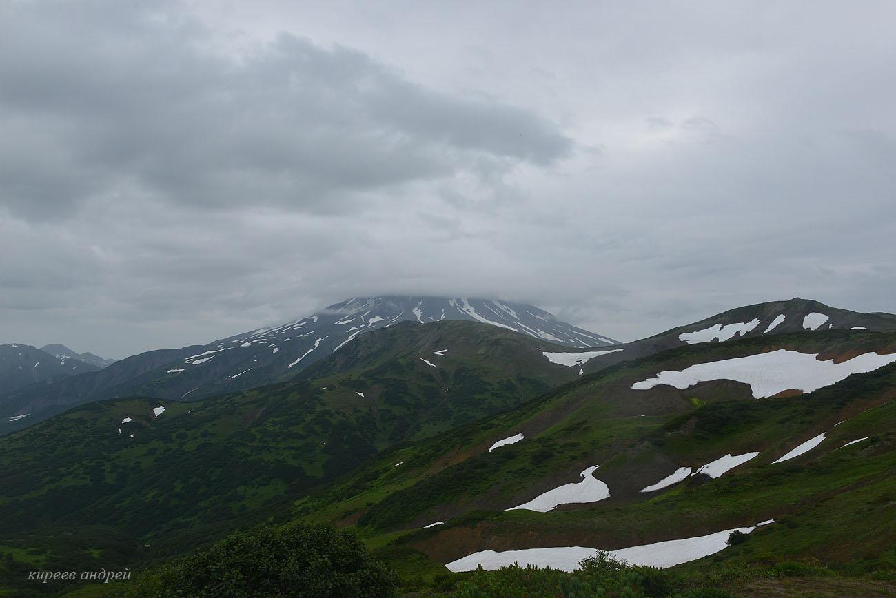 Вилючинский вулкан.