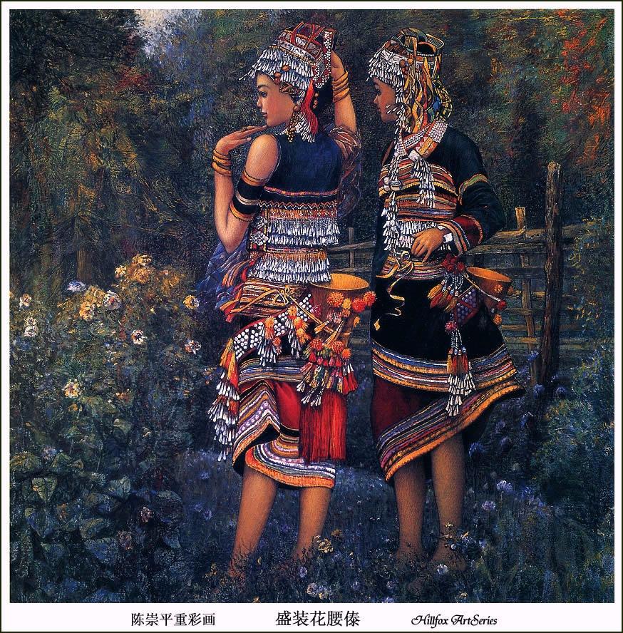 китайские_красавицы