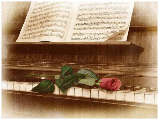 С днем музыки. Благодарность за музыку