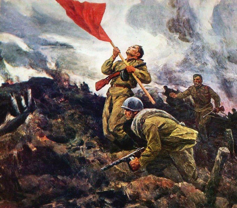 День Сухопутных Войск России. Войска с большой историей