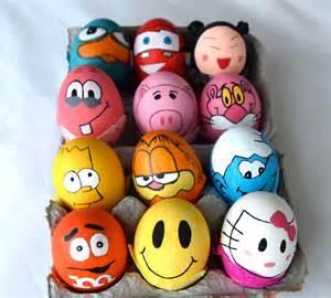 Открытки. Всемирный день яйца. Яйца с рисунками