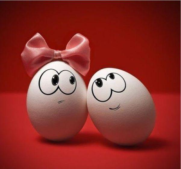 Открытки. Всемирный день яйца. Поздравляем