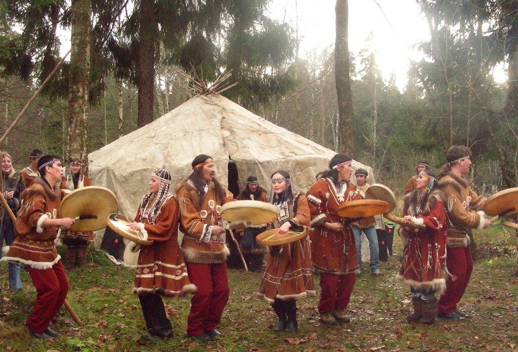 Песни и пляски народов Севера