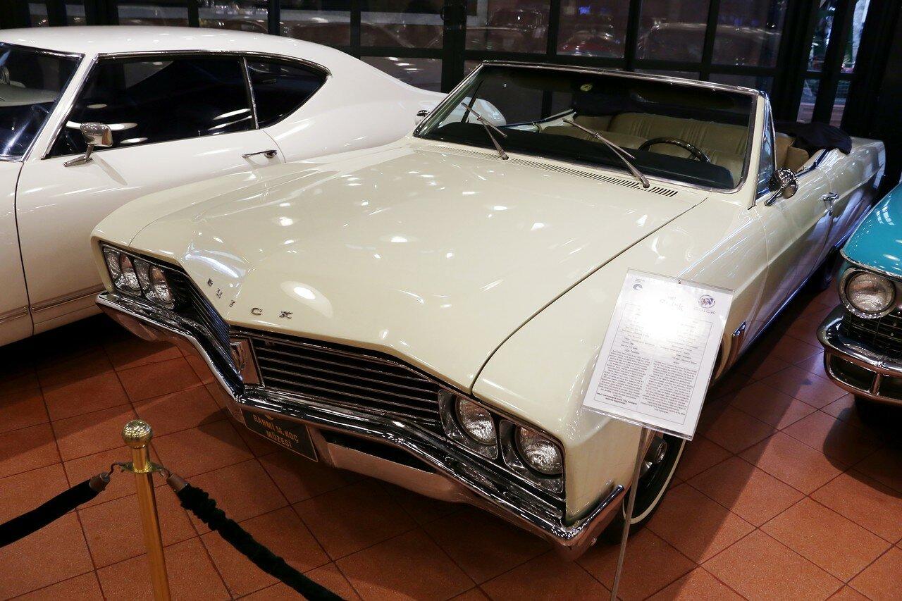 Стамбул. Музей Рахими Коча. Buick Skylark Convertible 1967