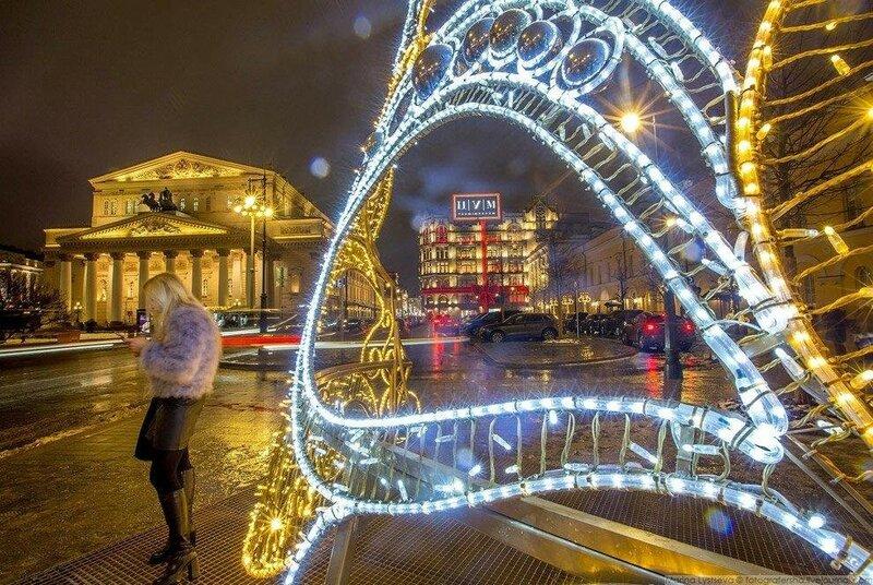 0 17db1d ecf07787 XL - Новогодняя Москва: 46 фото