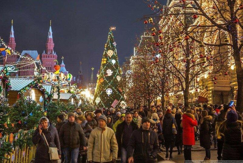 0 17db22 698152f9 XL - Новогодняя Москва: 46 фото