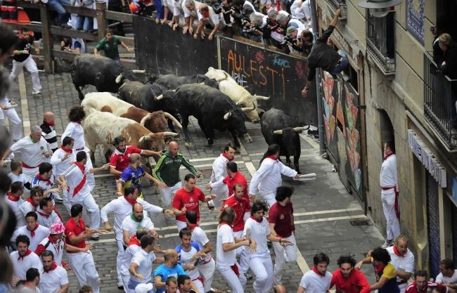© eastnews  Для кого: Для тех, кто любит очень быстро бегать. Это национальный испанский обыча