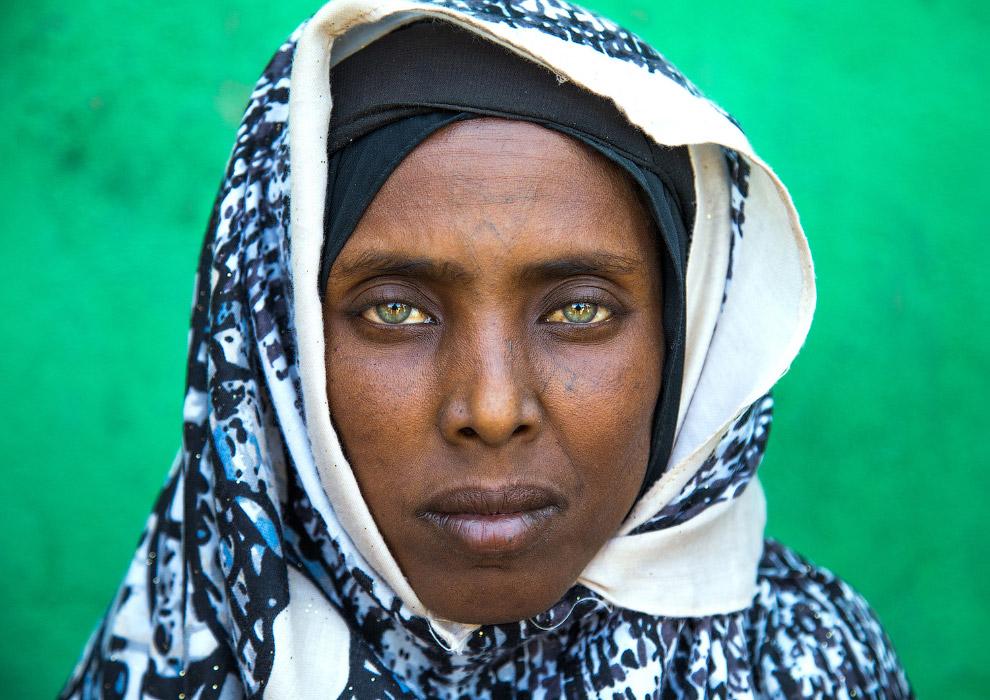 26. Столбы. Данакиль — впадина в северной части Афарской котловины на границе Эфиопии и Эритреи