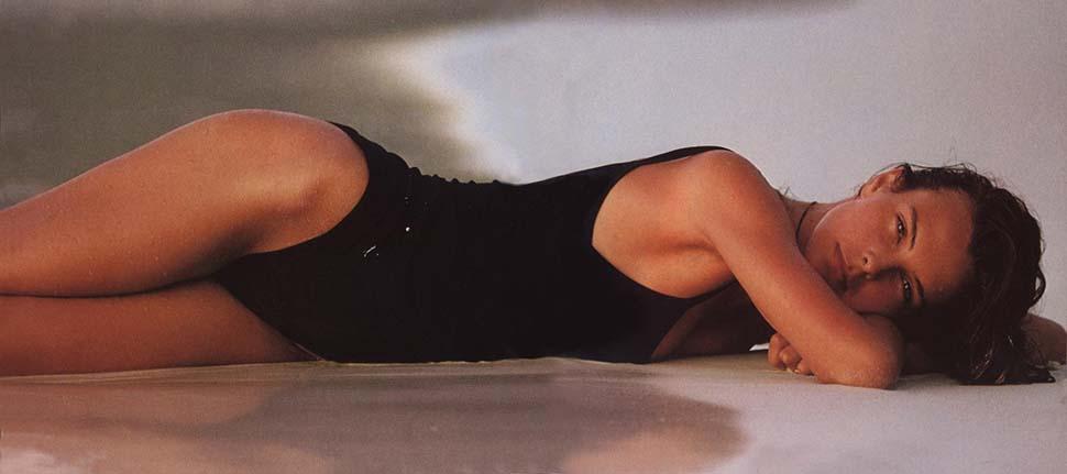 В 1980-х и 1990-х Буке также работала моделью и была лицом нескольких рекламных кампаний ведущих бре