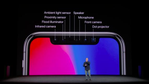 Face ID со временем адаптируется, работает со сторонними приложениями и платежной системой Apple Pay