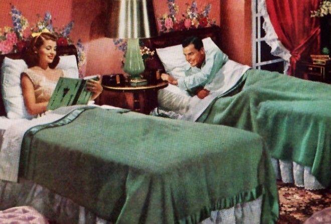 Вот почему любящие пары предпочитают спать отдельно друг от друга (1 фото)