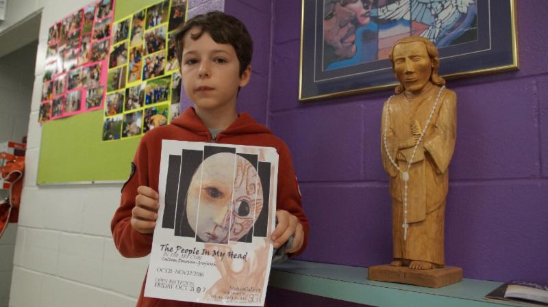 Мальчик из канадской провинции делает очень необычных кукол (10 фото)