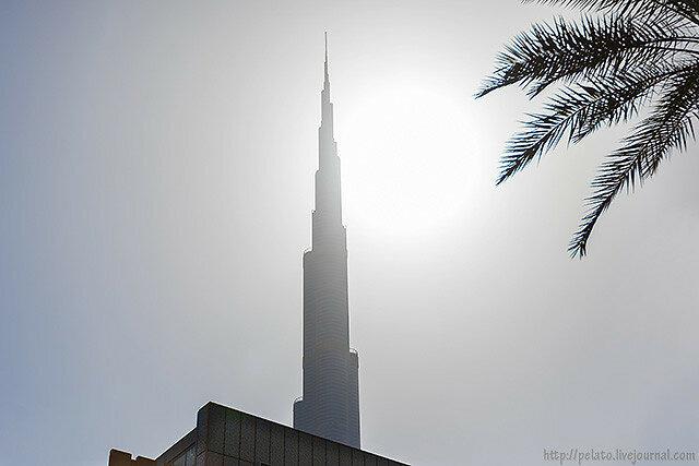 Бурдж-Халифа Burj Khalifa Dubai Дубаи ОАЭ
