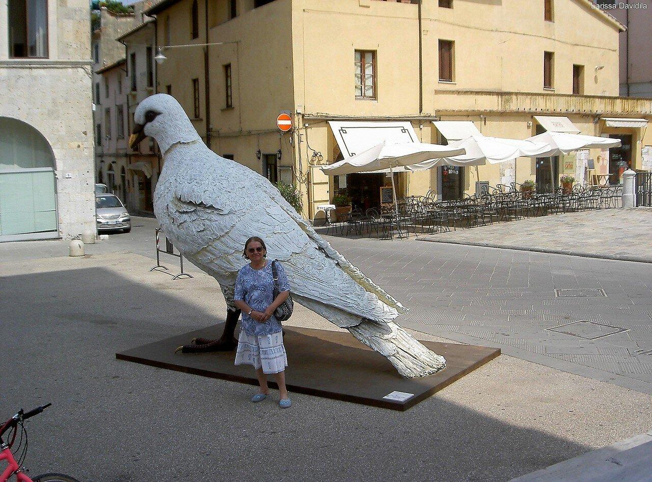 Поездка в город скульпторов