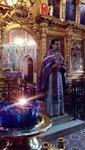 5 октября в Богородицерождественском храме г. Волоколамска клирик иерей Алексий Кирсанов отслужил молебен о творении Божьем и произнес тематическую проповедь, в которой озвучил экологические задачи в свете библейского учения о человеке