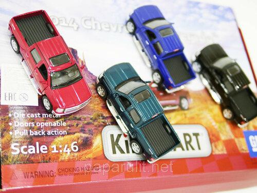 Kinsmart Chevrolet Silverado