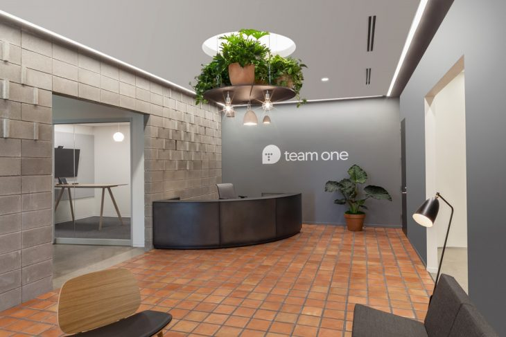 Saatchi & Saatchi, Team One and Conill Open Doors To New Dallas Office