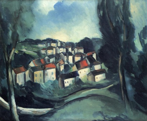 The-Beautiful-Village-by-Maurice-de-Vlaminck-e1429550124607.jpg