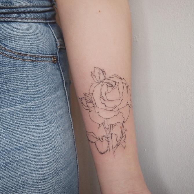 As Tatuagens artisticas de Jessica Chen