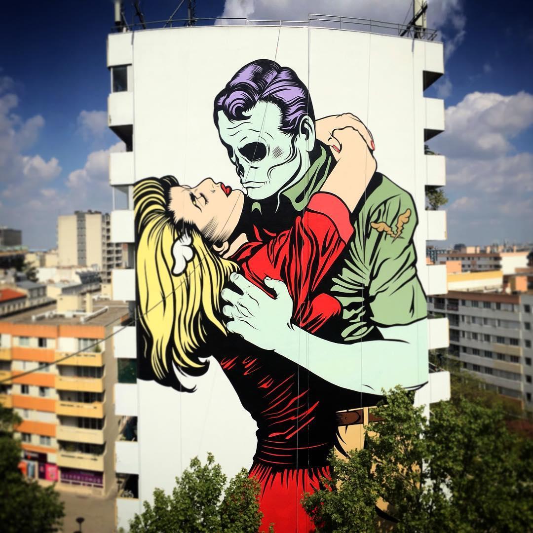 Streets: D*Face (Paris)