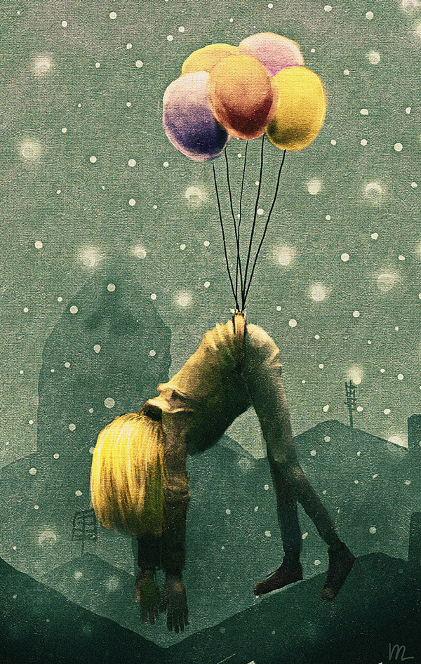 Surrealistic Illustrations – Marco Piunti (9 pics)