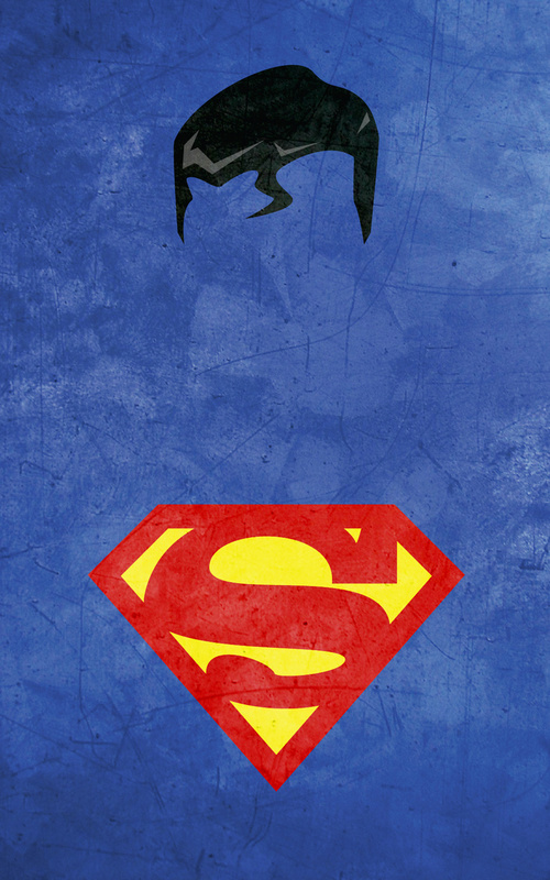 The Boy Wonder – Superhero Minimalist Posters – Calvin Lin (11 pics)