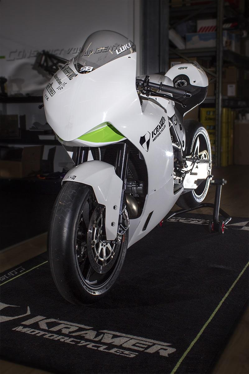Гоночный мотоцикл Kramer HKR Evo 2