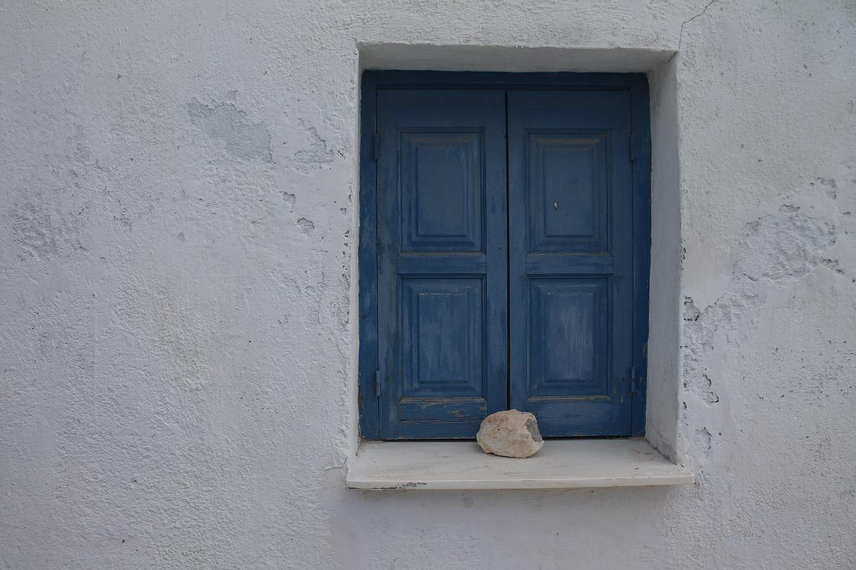 Санторини. Эмпорио