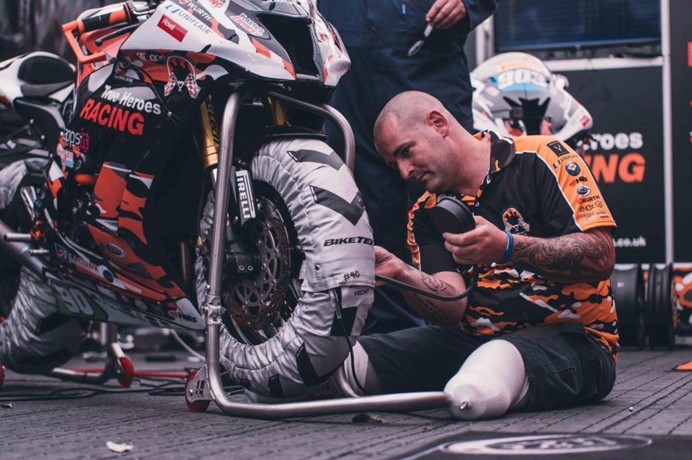 Команда «True Heroes Racing» (видео)