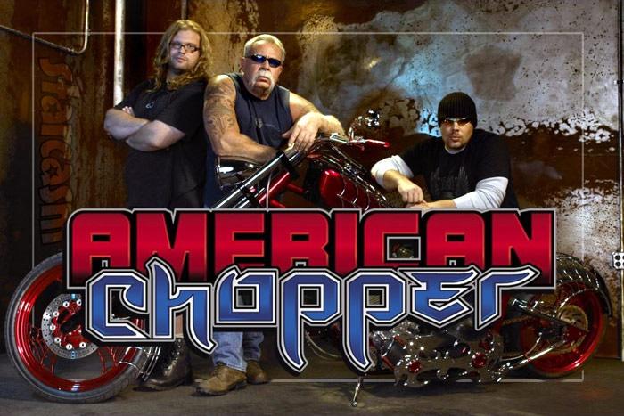 Американский Чоппер возвращается на экраны