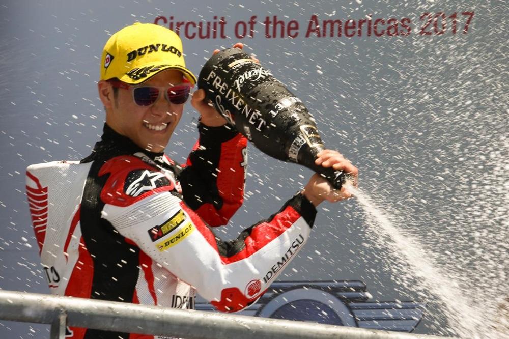 Такааки Накагами продолжит карьеру в MotoGP