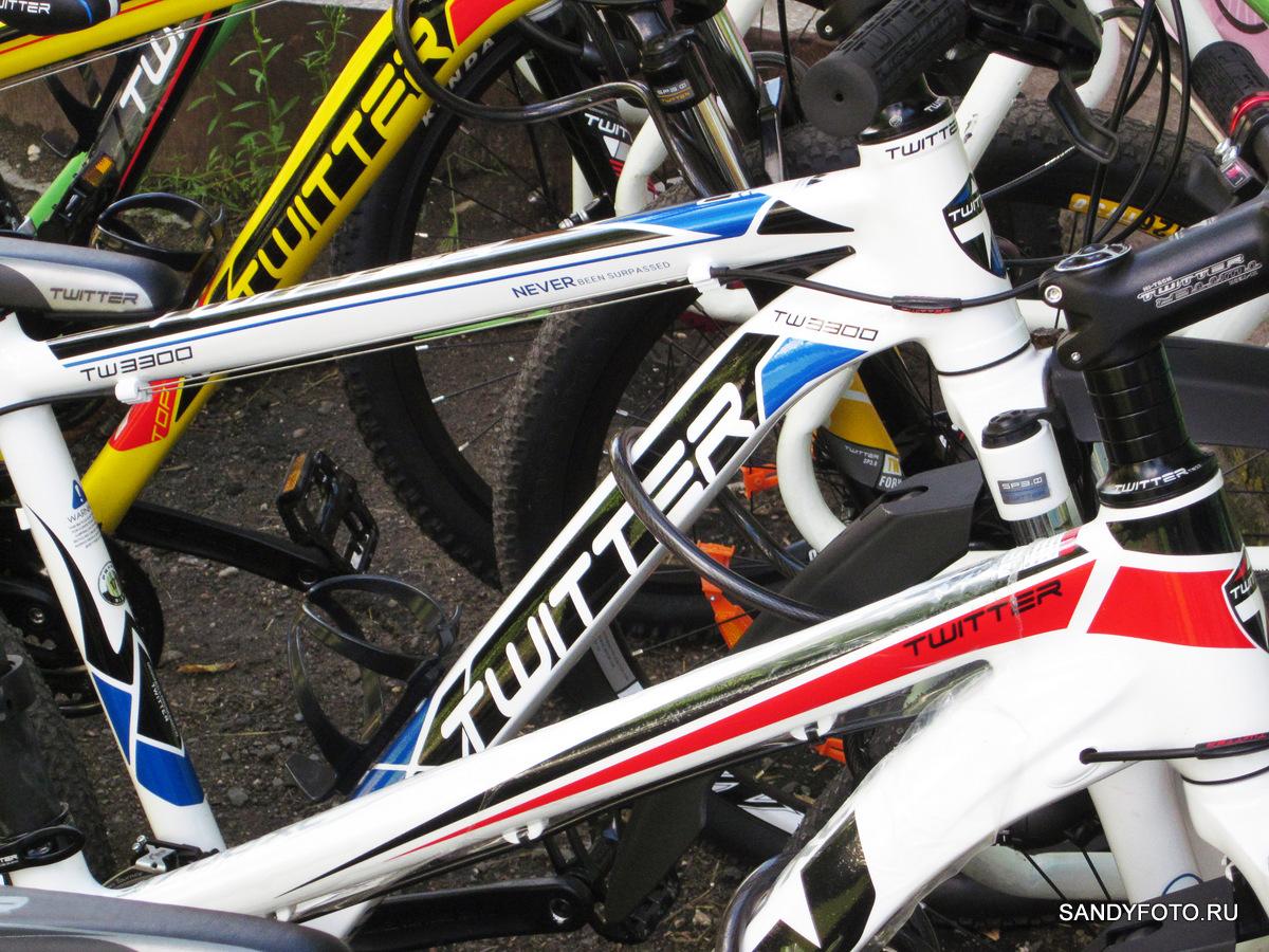 В Троицке открылся прокат  велосипедов