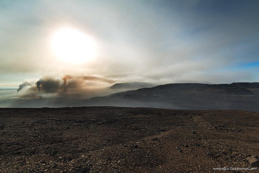 nordroden: Экология Норильска