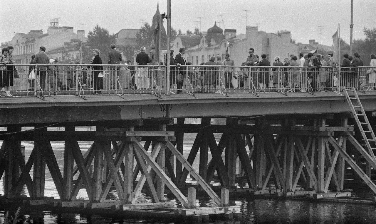 1970-е. Елагин мост