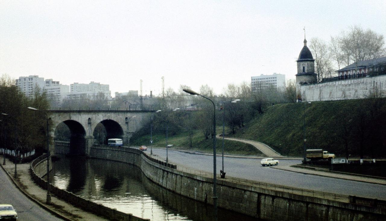 Яузский мост