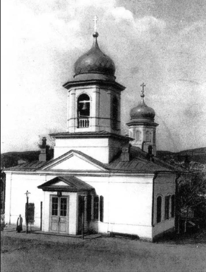 Старообрядческая Христорождественская церковь