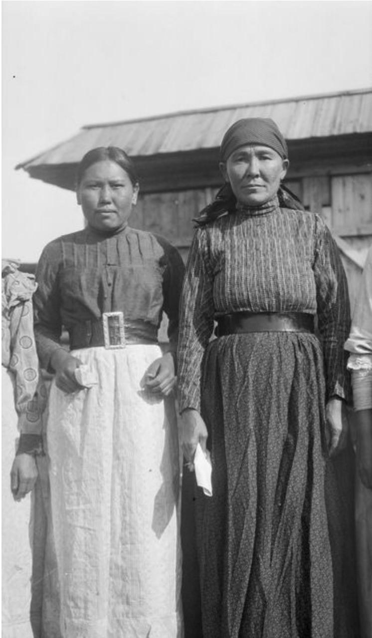 Сестра Сабинина и неизвестная камасска