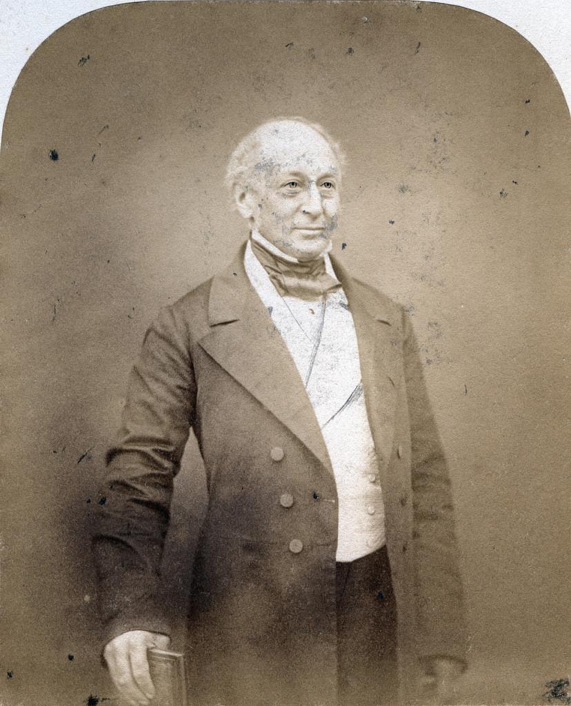 1854. У. Х. Блаунт