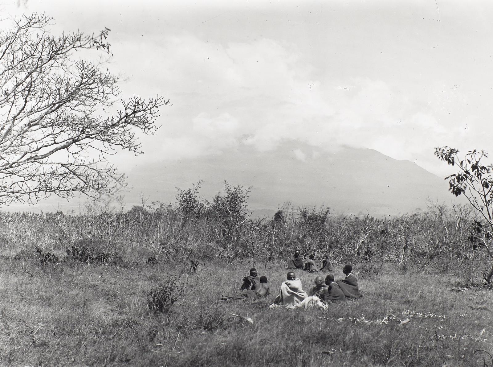04. Килиманджаро. Мавенси окутана облаками