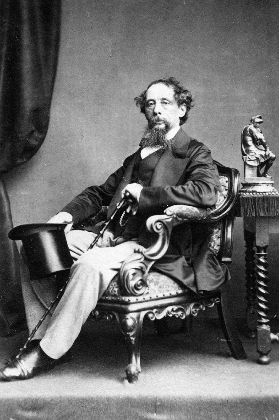 1861. Чарльз Диккенс